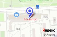 Схема проезда до компании ПТФ ГЕОТЕК ПОЛИМЕР в Москве