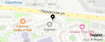 купи-запчасть.рф на карте Москвы