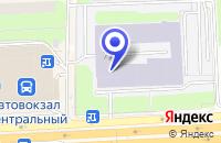 Схема проезда до компании МЕБЕЛЬНАЯ КОМПАНИЯ ЛЮДИ И КУХНИ в Москве