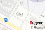 Схема проезда до компании Социальное питание в Москве