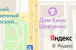 Схема проезда до компании Дом рекламы в Донецке
