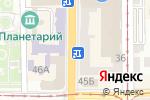 Схема проезда до компании Киоск по продаже печатной продукции в Донецке