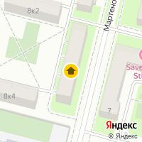 Световой день по адресу Россия, Московская область, Москва, Мартеновская улица, 8к1