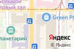 Схема проезда до компании Трамвай в Донецке