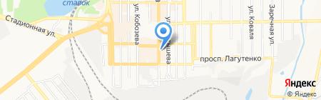Модный сезон на карте Донецка