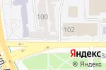Схема проезда до компании Mary Anna в Донецке