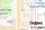 Схема проезда до компании Гурман в Донецке