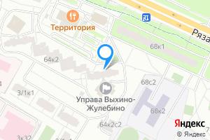 Снять однокомнатную квартиру в Москве м. Рязанский проспект, Рязанский проспект, 64к2, подъезд 1