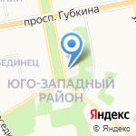 Старооскольский Почтамт на карте Старого Оскола