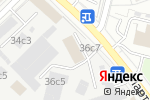 Схема проезда до компании Bengaliya.ru в Москве