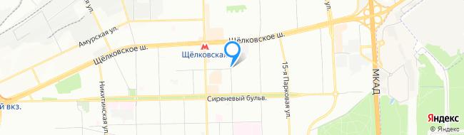 район Измайлово Северное