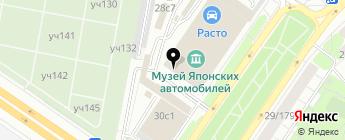 StekloAuto.ru на карте Москвы