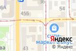 Схема проезда до компании Премиум в Донецке