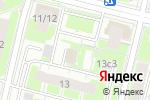 Схема проезда до компании Супермаркет в Москве