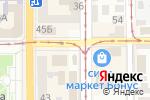 Схема проезда до компании Союзпечать в Донецке