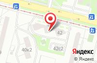 Схема проезда до компании Научно-Практический Медико-Просветительский Центр «Исцеление» в Москве