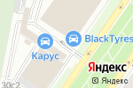 Схема проезда до компании Restartauto в Москве