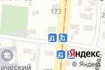 Схема проезда до компании Казах-ГАЗ в Донецке