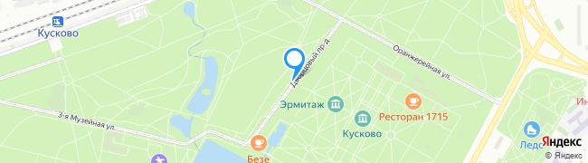 Дворцовый проезд