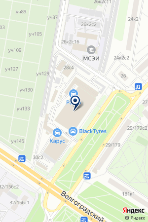 Олимп Авто на карте Москвы