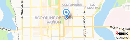 ЛАБОРАТОРИЯ OPTIMUS ЧП на карте Донецка