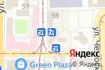 Схема проезда до компании Салон мобильной связи в Донецке
