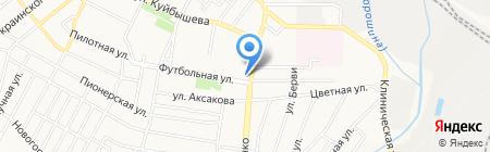 Komandor Donbass на карте Донецка