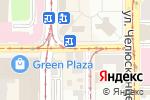 Схема проезда до компании Магазин кожгалантереи в Донецке