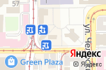 Схема проезда до компании Первая помощь в Донецке
