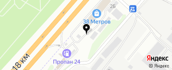 Kodbox на карте Москвы