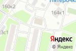 Схема проезда до компании Мастерская по ремонту одежды и обуви на Чугунных Воротах в Москве