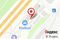 Схема проезда до компании Брик 24 в Дзержинском