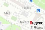 Схема проезда до компании СервисАвто в Москве