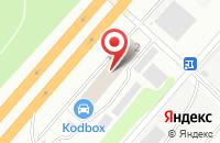 Схема проезда до компании Grill & Joy в Дзержинском