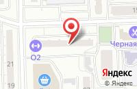 Схема проезда до компании Зодиак в Москве