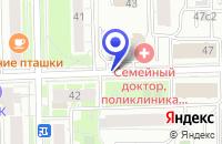 Схема проезда до компании ПРОЕКТНО-СТРОИТЕЛЬНАЯ КОМПАНИЯ СТРОЙПРОЕКТИНДУСТРИЯ в Москве