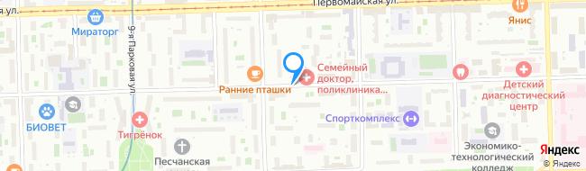 Нижняя Первомайская улица