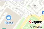 Схема проезда до компании Пилот-Авто-Маркет в Москве