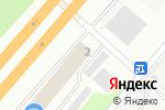 Схема проезда до компании Эйфель в Дзержинском