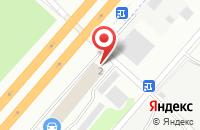Схема проезда до компании Дверберри в Дзержинском