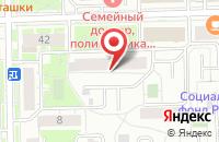 Схема проезда до компании Стройпроектзащита в Москве