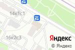 Схема проезда до компании Кухни Венеции в Москве