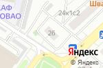 Схема проезда до компании WORKBUS в Москве