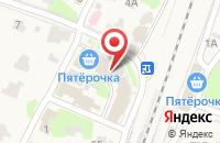 Схема проезда до компании Весна в Черкизово