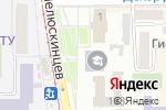 Схема проезда до компании Копицентр в Донецке