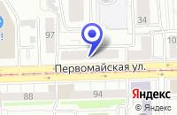 Схема проезда до компании МАГАЗИН БЕЛОРУССКИЕ КУХНИ в Москве