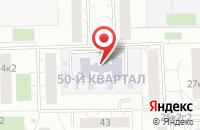 Схема проезда до компании Эскада в Москве