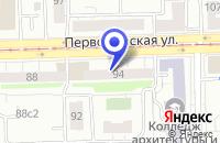 Схема проезда до компании ТФ НЕЙШНЛ РЕЙНТС в Москве