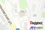 Схема проезда до компании ДАЛС Инжиниринг в Москве