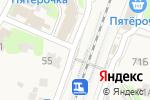 Схема проезда до компании Qiwi в Черкизово